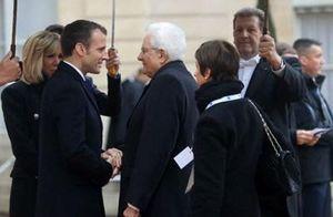 Hy vọng giải quyết căng thẳng giữa Italy và Pháp