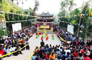 Lễ hội chùa Hương đón hơn 700 nghìn lượt khách