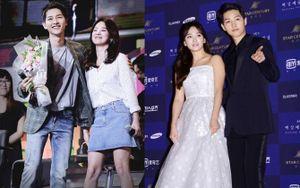 Trước khi dính tin đồn ly hôn, cặp đôi Song - Song có gu thời trang cực ăn ý
