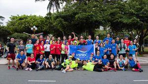 Tiền Phong Marathon 2019: Dốc, gió và nắng