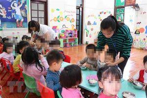 Thực hư học sinh trường mầm non Thanh Khương, Bắc Ninh phải ăn thịt thối