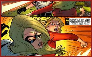 Captain Marvel sở hữu sức mạnh bá đạo thế nào trong nguyên tác truyện tranh?