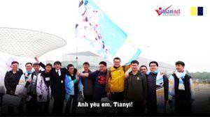 Luo Tianyi là ai mà thanh niên Trung Quốc xếp hàng nói 'Anh yêu em'?