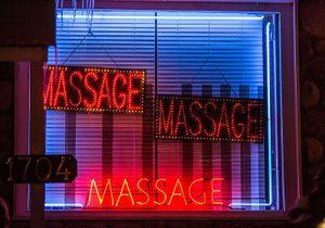 Nô lệ tình dục châu Á trong các tiệm massage trá hình ở Mỹ