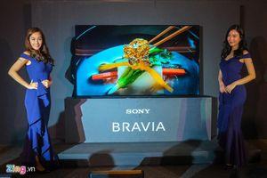 Sony nâng cấp dòng TV Bravia 2019, về Việt Nam tháng 4