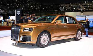 Soi 'Rolls-Royce Nga' phục vụ Tổng thống Vladimir Putin ra mắt