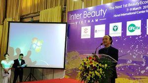 Triển lãm Inter Beauty Vietnam mô hình 'cộng sinh' mới