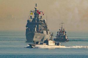 Ukraine, Thổ Nhĩ Kỳ diễn tập hải quân chung ở Biển Đen