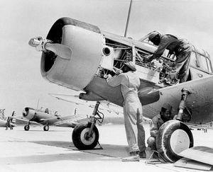 Hình ảnh những phi công da màu của Mỹ trong Thế chiến II