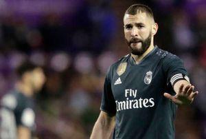Real Valladolid 1-4 Real Madrid: Ngược dòng ngoạn mục