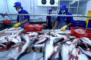 Giá trị xuất khẩu thủy sản tăng 4,4%