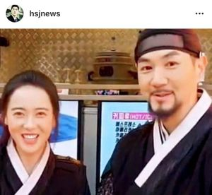 Go Ara chấn thương nặng ngưng quay phim, ekip 'Haechi' cầu nguyện mong cô sớm bình phục