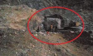 Cao Bằng: Lở đá kinh hoàng, 2 công nhân tử vong
