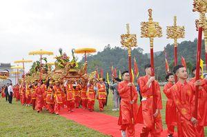 Xây dựng văn minh lễ hội ở Uông Bí