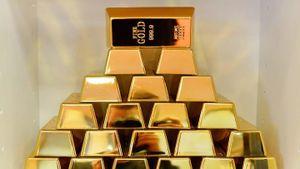 'Xách tay' 106 thỏi vàng trị giá nửa triệu USD lên máy bay Boeing