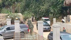 Phú Thọ: Đã bắt giữ nghi can trong vụ nổ mìn do ghen tuông