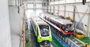 Tàu đệm từ trường không người lái của Trung Quốc: Leo cao 4 tầng, chạy 200km/h