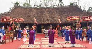 Đình Tường Phiêu - 'của để dành' trong kho tàng văn hóa Việt