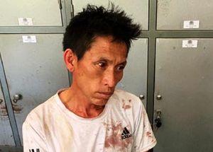 Bị công an vây bắt, kẻ buôn ma túy ôm súng và lựu đạn chống trả quyết liệt