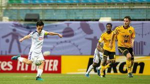 Cả Hà Nội FC và B.Bình Dương không thắng ở lượt trận thứ hai