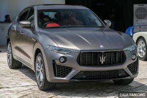 'Thần lửa' Maserati Levante Vulcano chỉ bán đúng 10 xe tại Malaysia