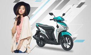Ra mắt xe máy Yamaha Mio S 2019 giá 26 triệu đồng