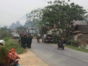 Vụ nghi nổ mìn trước nhà người tình ở Phú Thọ: Nghi phạm từng lãnh án vì nổ mìn ở nhà bố vợ