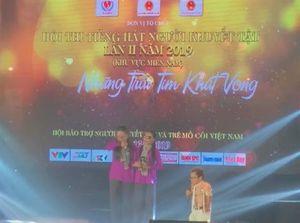 TP.HCM đoạt 4 HCV Hội thi tiếng hát người khuyết tật lần 2 năm 2019