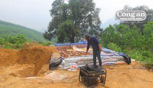'Vàng tặc' lộng hành ở Bồng Miêu (Kỳ 2: Môi trường ô nhiễm nghiêm trọng)
