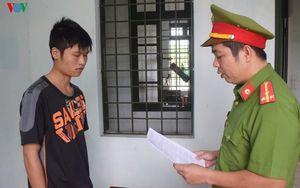 Bắt giữ đối tượng dùng hung khí cướp tài sản tại Huế