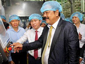 Tập đoàn Tân Hiệp Phát khánh thành nhà máy nước giải khát 4.000 tỷ