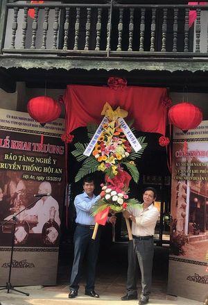 Bảo tàng nghề y truyền thống Hội An mở cửa đón khách tham quan