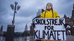 Nữ sinh Thụy Điển 16 tuổi được đề cử giải Nobel Hòa bình 2019