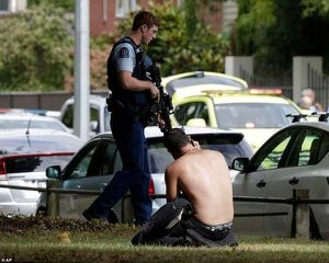 Nhân chứng vụ xả súng kinh hoàng tại New Zealand: 'Thi thể la liệt khắp nơi'
