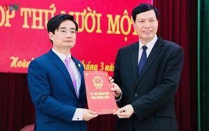Quảng Ninh thêm 1 huyện nhất thể hóa Bí thư kiêm Chủ tịch UBND