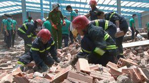 Danh tính 6 nạn nhân tử vong trong vụ sập tường nhà xưởng ở Vĩnh Long