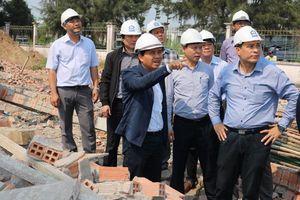 Bộ Xây dựng vào cuộc chỉ đạo khắc phục tai nạn lao động nghiêm trọng gây chết nhiều người tại Vĩnh Long