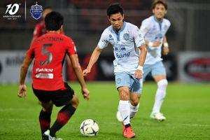 Thai League: Xuân Trường vẫn kiên nhẫn ngồi ngoài, Buriram vươn lên hạng 2