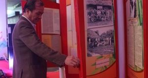 Triển lãm chuyên đề 70 năm trường dạy làm báo Huỳnh Thúc Kháng