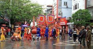 Tuyên Quang: Độc đáo Lễ hội rước Mẫu đền Hạ, đền Thượng, đền Ỷ La