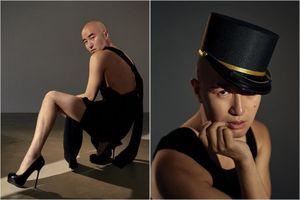 Nghệ sĩ Hàn đầu tiên công khai đồng tính bán khỏa thân trên tạp chí