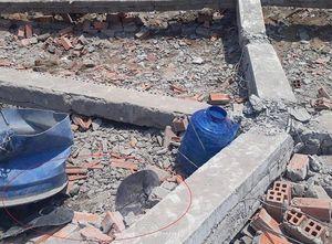 Vụ sập tường khiến 6 người chết, 2 người bị thương: 'Có lẽ do làm không đúng kỹ thuật'