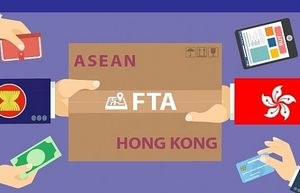 FTA ASEAN - Hồng Kông có thể sẽ có hiệu lực trong năm 2019