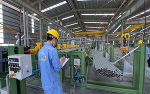 Khánh thành nhà máy Ống kẽm nhúng nóng công suất 85.000 tấn/năm