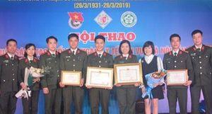 BV 19-8 đạt thành tích cao tại Hội thao kỹ thuật sáng tạo tuổi trẻ