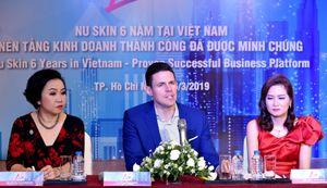 Nu Skin tìm kiếm cơ hội sản xuất hàng hóa tại Việt Nam
