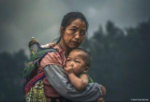 Ảnh chụp bà mẹ Việt Nam đoạt giải 120.000 USD là 'cú lừa' dàn dựng