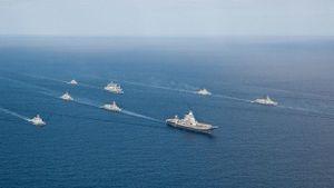 Ấn Độ triển khai hàng loạt chiến hạm, tàu ngầm hạt nhân giữa lúc căng thẳng leo thang
