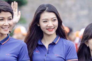 Người đẹp tài năng Mỹ Duyên đồng hành cùng Gương mặt trẻ Việt Nam tiêu biểu