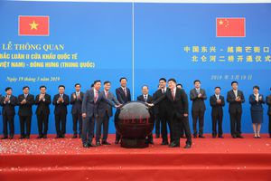 Quảng Ninh tổ chức lễ thông quan cầu Bắc Luân II